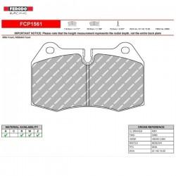 FERODO RACING- Pastiglie freno FCP1561Z