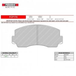 FERODO RACING- Pastiglie freno FCP170C