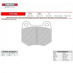 FERODO RACING- Pastiglie freno FCP448H