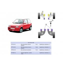 Applicazione Fiat 500 e 600