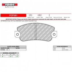 FERODO RACING- Pastiglie freno FCP351H