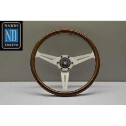 NARDI ND36 CLASSICO WOOD/WHITE ANODIZED/SCREWS