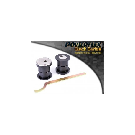 Powerflex PFF57-801BLK Front track control arm inner bush, camber adjustable