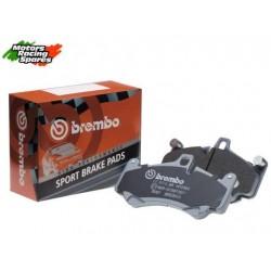 BREMBO - Brake pads 07.B314.63