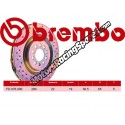 BREMBO - Disco Freni FD.076.000