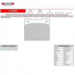FERODO RACING- Pastiglie freno FCP809H