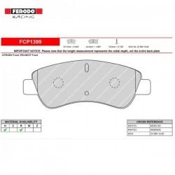 FERODO RACING- Pastiglie freno FCP1399Z