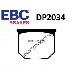 EBC Pastiglie freno DP2034