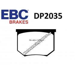 EBC Brake Pads DP2035