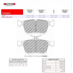 FERODO RACING- Pastiglie freno FCP4434H