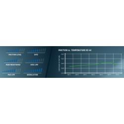 PAGID RACING Brake pads E4501RS44