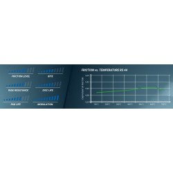 PAGID RACING Pastiglie freno E4501RS44