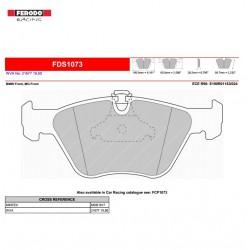 FERODO DS PERFORMANCE-Pastiglie freno FDS1073