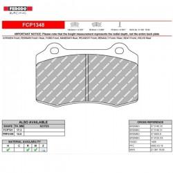 FERODO RACING- Pastiglie freno FCP1348R