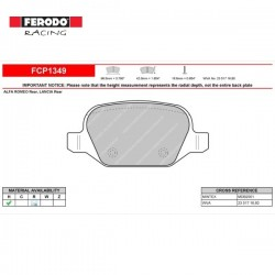 FERODO RACING- Brake pads FCP1349H