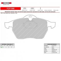FERODO RACING Brake pads FCP1068H