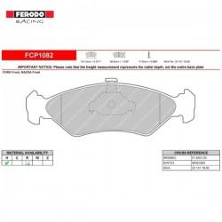 FERODO RACING Brake pads FCP1082H