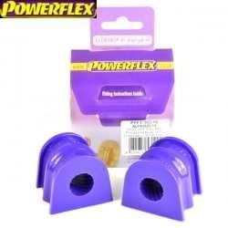 POWERFLEX PFF1-103-18- Front anti roll bar to chassis  bush 18mm