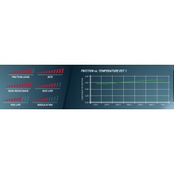 PAGID RACING Brake pads E1204RS44