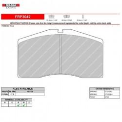 FERODO RACING-Pastiglie freno FRP3042W