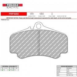 FERODO RACING-Pastiglie freno FRP3050H