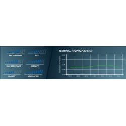 PAGID RACING Brake pads 1408 RS42