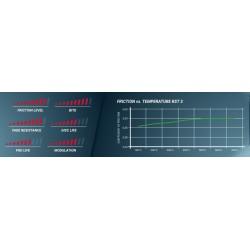 PAGID RACING BRAKE PADS 1204 RST3