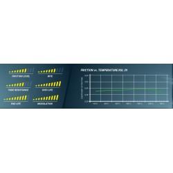PAGID RACING Brake pads 1204 RSL29