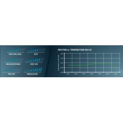 PAGID RACING BRAKE PADS 1749 RSH42