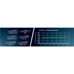 PAGID RACING Brake pads 4907 RSC2
