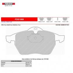 FERODO DS PERFORMANCE-Brake pads FDS1068